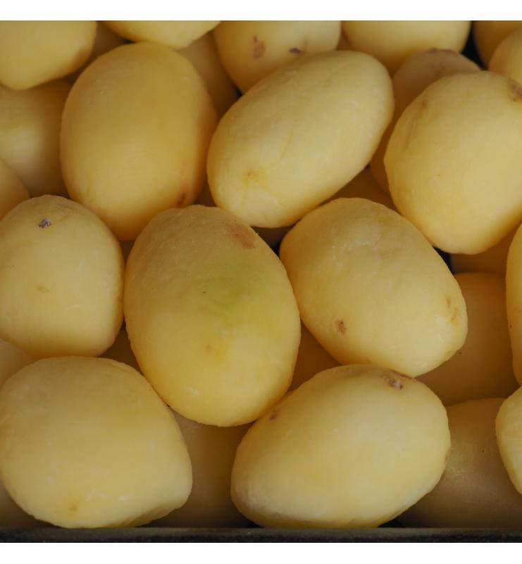 Pomme de terre délicatesse