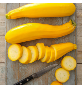Courgette jaune
